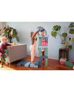 Cardboard Superbricks 24pcs