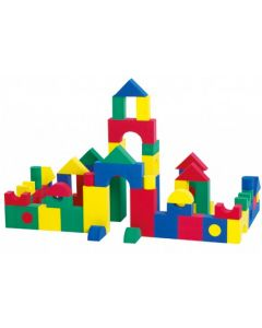 Foam Building Blocks 68pcs
