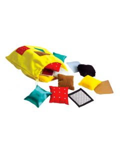 Tactile Squares and Pillows 20pcs