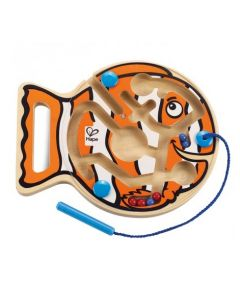 Fish Magnetic Marble Maze