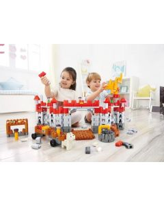 Poly-M Castle Set 308pcs