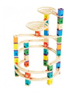 The Cyclone Marble Run 198pcs