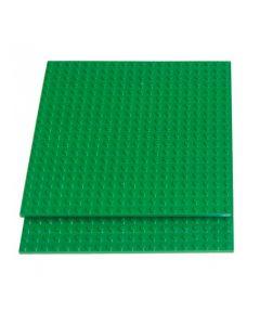 Coko Base Plates for Standard Bricks 2pcs