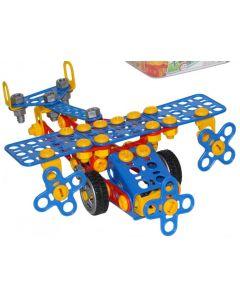 Young Engineer Aeroplane 144pcs