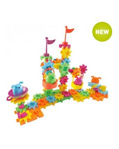 Gears, Plates and Pets 83pcs