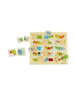 Mix and Match Animals Game 30pcs
