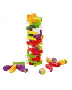 Stacking Vegetables Game