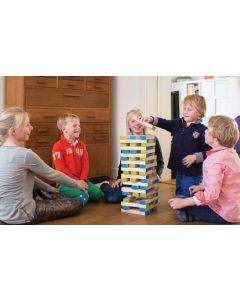 Large Tumble Tower Game