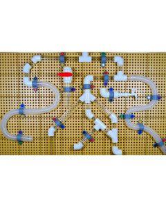 STEM Wall Pipes Kit 119pcs