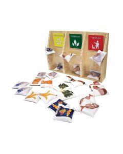 Bean Bag Recycling Game