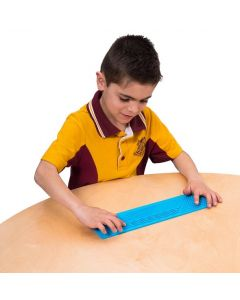 Busy Fingers Tactile Ruler