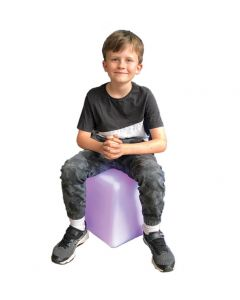 LED Sensory Cube Seat