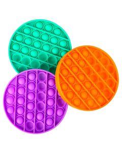 Bubble Pop Fidget Round