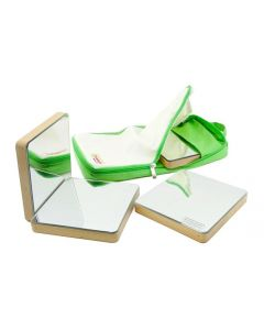 Mirror Boards Set in Storage Bag 4pcs