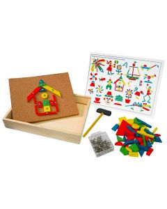 Tap Tap Set in Wooden Box