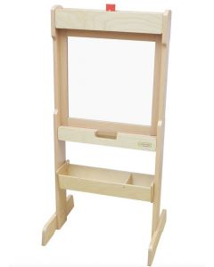 Double-Sided Activity Board Floor Stand and Painting Window