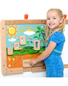 Activity Board - Light Up Life Cycle Plant