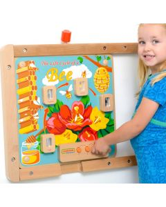 Activity Board - Light Up Life Cycle Bee