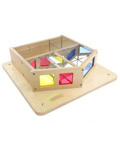 Activity Board - Mirrored Playhouse