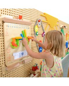 Activity Board - Counting Fingers