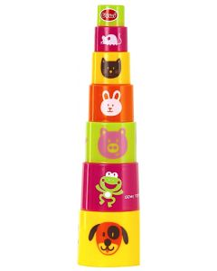 Stacking Pyramid Deluxe 7pcs