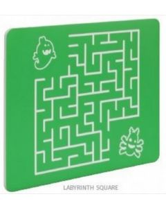 Labyrinth Outdoor Mount Panel