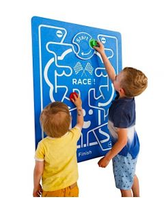 The Race Outdoor Mount Panel