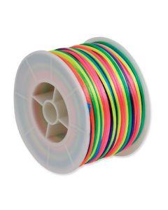 BFF Multicolour Bracelet Cord 50m