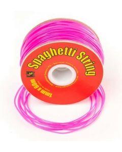 Spaghetti Tubing Fluoro Pink 60m