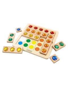 Gemstone Counting Board