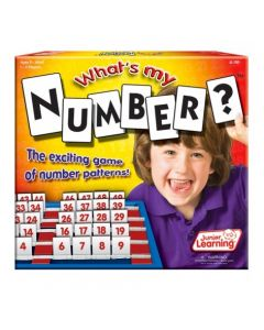 What's My Number Game