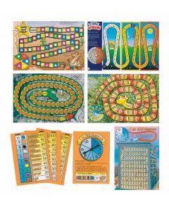 Six Maths Games
