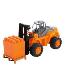 Power Forklift With Pallet