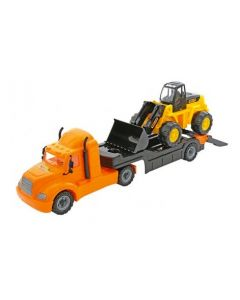 Power Ramp Truck With Front End Loader 85cmL