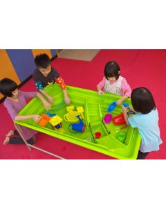 Contoured Water Activity Playtray & Stand