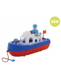 Large Border Patrol Boat 31cmL