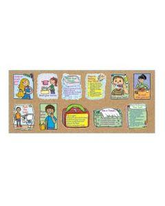 Hygiene Education Charts Set of 12