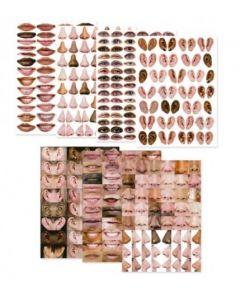 Faces A3 Paper Sheets 40pcs
