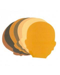 Skin Tone Face Pad 50pcs