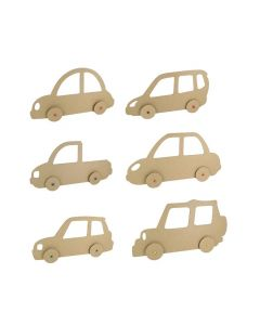 Collage Cars 24pcs