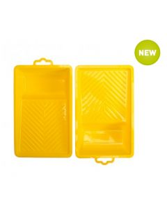 Two Plastic Roller Trays