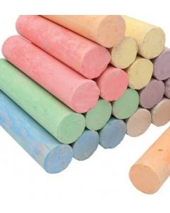 Pavement Chalk in Tub 20pcs