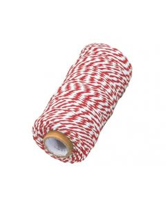 Baker's Twine Red & White