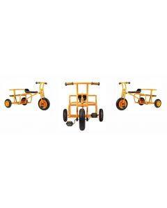 Three Top Trike Taxis