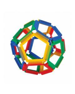 Interstar Geometric Shapes 36pcs