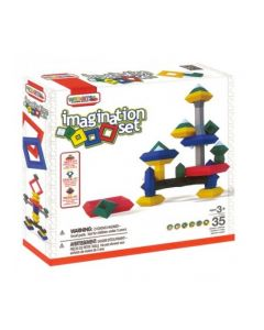 Wedgits Imagination 50pcs