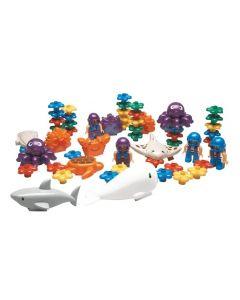 Coko Ocean Animals Pack 60pcs