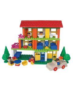 Coko Playhouse Pack 156pcs