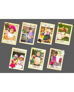 Allergies Puzzles & Posters Set 14pcs