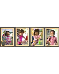 Hygiene Puzzles & Posters Set 8pcs